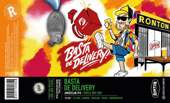 Ronton Brewery - Basta de delivery