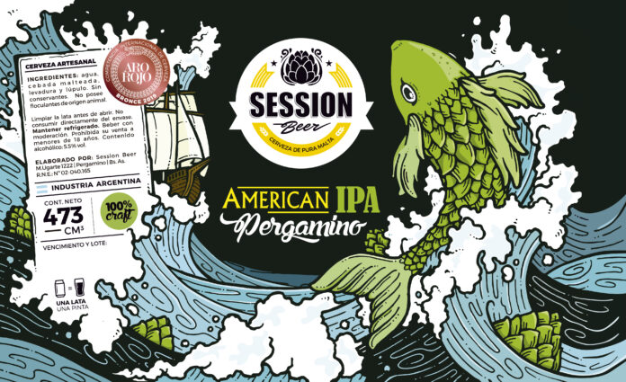 Session Beer - IPA
