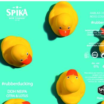 Spika - Rubberducking DDH NEIPA