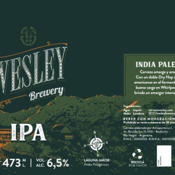 Wesley Brewery - IPA