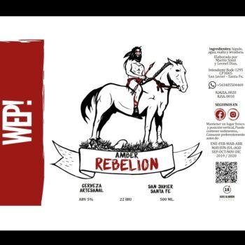 WEP! - Rebelion