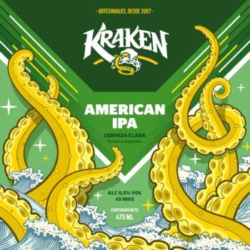 Kraken - American IPA