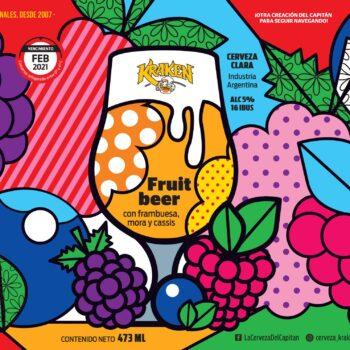 Kraken - Fruit Beer