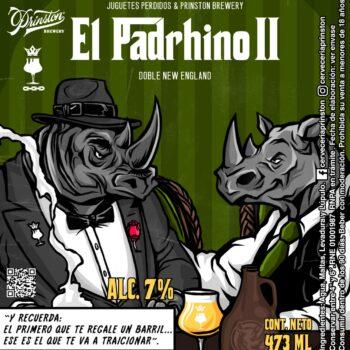 Prinston - El Padrhino II DOBLE NEIPA