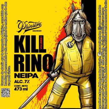 Prinston - Kill Rino NEIPA