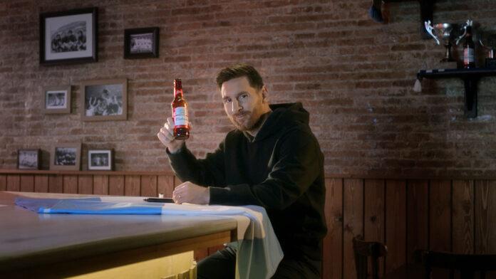 publicidad Messi