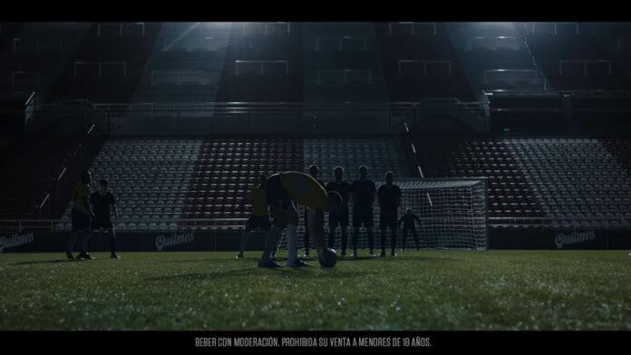 publicidad de Quilmes