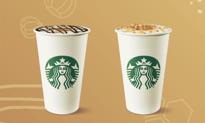 Starbucks Winter ARG macchiato