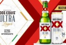 Dos Equis Ultra Lager