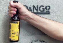 Cerveza Dängo CDMX - Etiqueta 1%